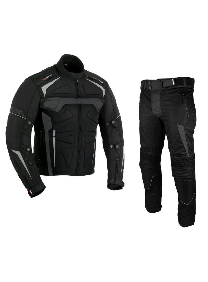 b91e4254a0f Equipo De Moto Para Viajar Campera Y Pantalon De Moto -   24.600