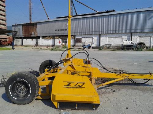 equipo de nivelación láser para tractor trimble i.q.