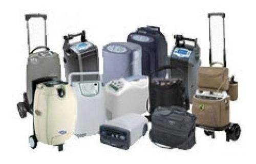equipo de oxigeno mantenimiento inogen philips servicio