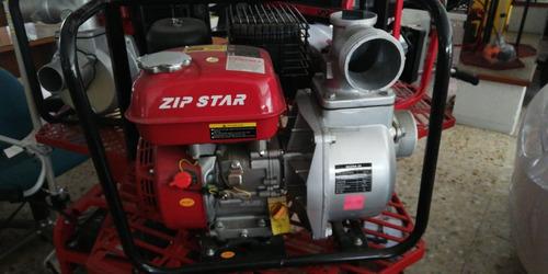equipo de riego motobomba zip star swissmex nueva
