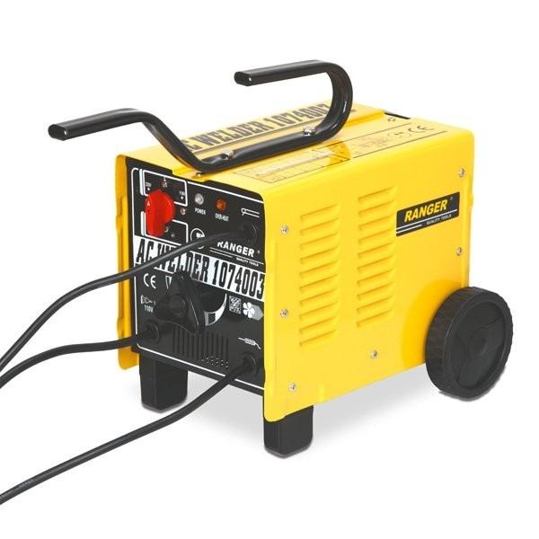 Equipo de soldador el ctrico 160 amp ranger factura - Equipo soldadura electrica ...