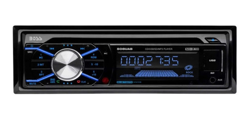equipo de sonido carro boss  bluetooth, cd, mp3, fm (70 )