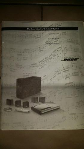 equipo de sonido home teatre 5.1 bose
