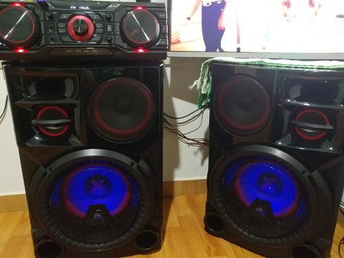 equipo de sonido lg 9760