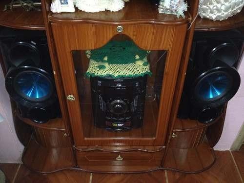 equipo de sonido lg mcd504