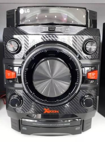 equipo de sonido lg modelo cm4360