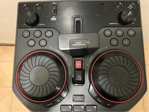 equipo de sonido lg ok55
