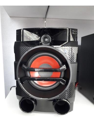 equipo de sonido lg xboom de 2600w pmpo bluetooh