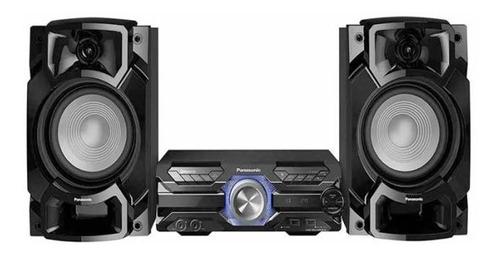 equipo de sonido mini panasonic akx520pnk 650w tienda f