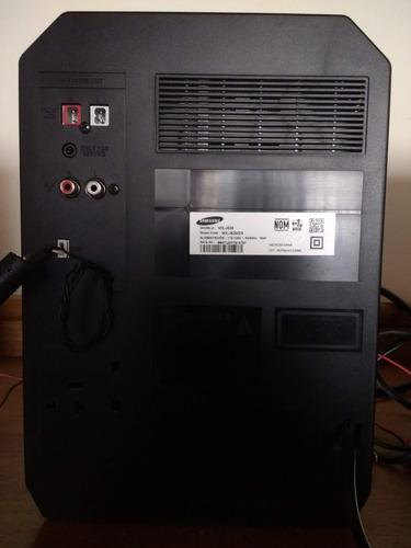 equipo de sonido minicomponente giga sound samsung mx-j630
