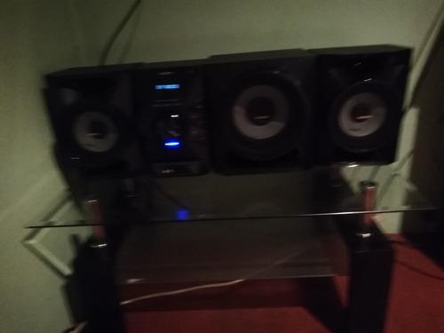 equipo de sonido nuevo en caja marca sony de 3 parlantes
