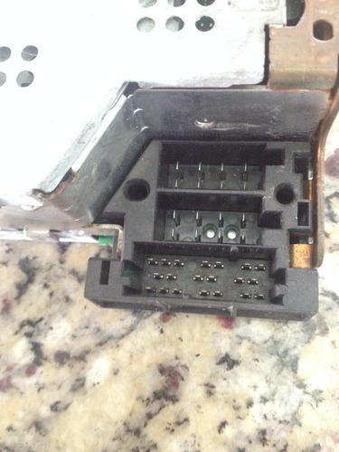equipo de sonido o radio reproductor original peugeot 206