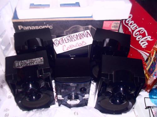 equipo de sonido panasonic 5500 watts puerto usb 125 verdes