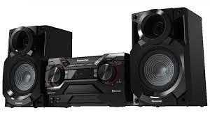 equipo de sonido panasonic akx220 bluetooth 450w