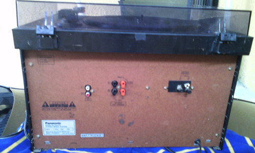 equipo de sonido panasonic clasico