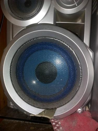 equipo de sonido panasonic sa-ak311