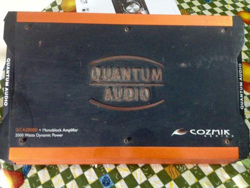 equipo de sonido para carro