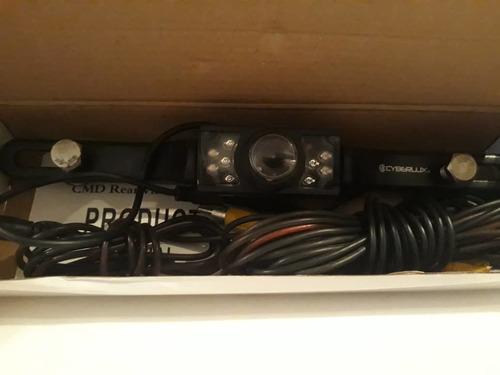 equipo de sonido para carro doble dim c cámara de retroceso