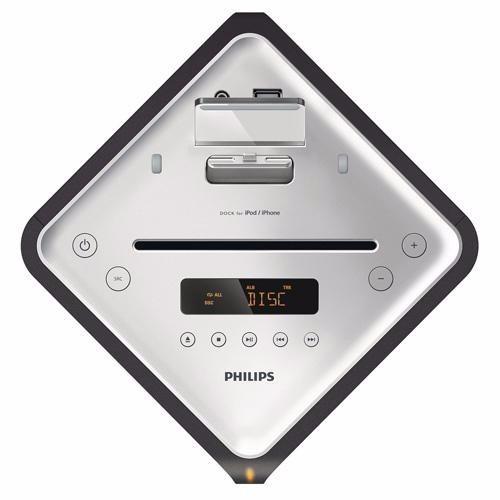 equipo de sonido philips dcm3175/12 microcadena