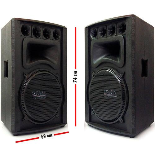 equipo de sonido profesional bluetooth spain 3000w