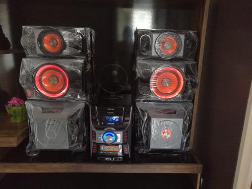 equipo de sonido samsung