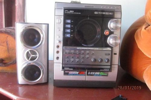 equipo de sonido samsung max-dc990 para reparar o repuesto