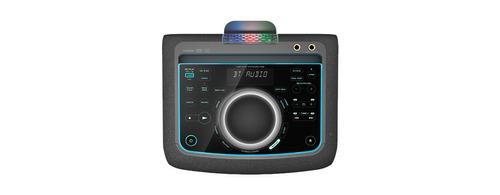 equipo de sonido sony de alta potencia bluetooth mhc-v50d