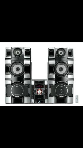 equipo de sonido sony genezi gtx 888