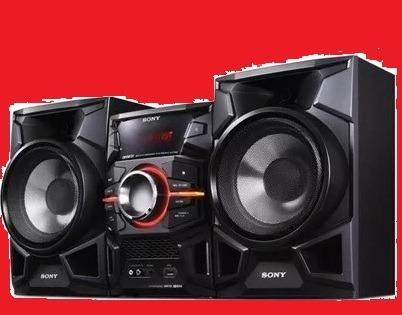 equipo de sonido sony genezi mhc ex88 nuevo
