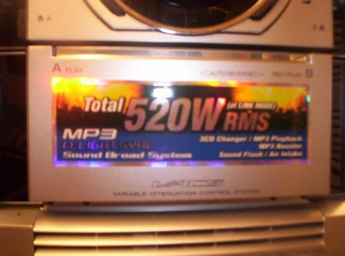 equipo de sonido sony mhc-lx10000