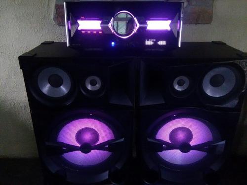 equipo de sonido sony shake 7 precio en descripciones