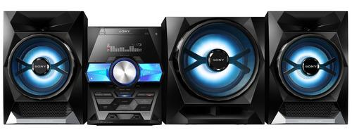 equipo de sonido sony stereo mhc-gpx555