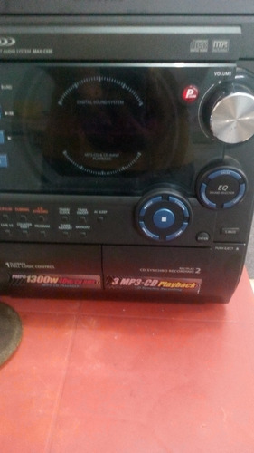equipo de sonidos samsung modelo max-c550