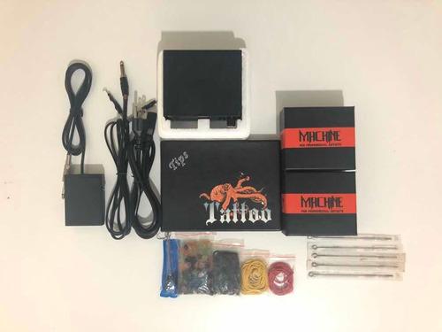 equipo de tatuaje (tattoo equipment)