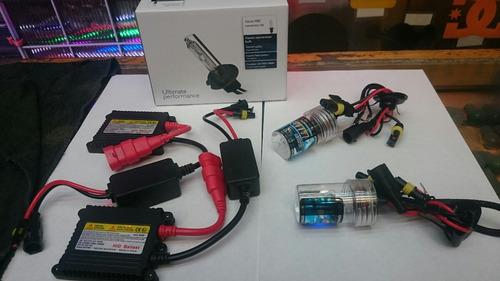 equipo de xenon 35w en h3-h4-h7-h11-h13-9005-9006-9007-9004