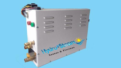 equipo eléctrico para sauna vapor