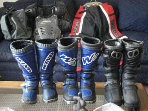 Equipo Enduro Motocross O Accesorios Ropa Nuevos Y