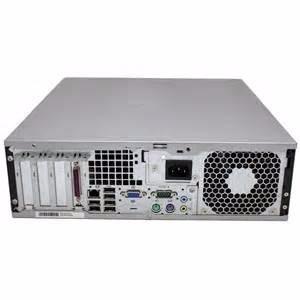 equipo hp 5800 sff core i5 monitor de 19  wide