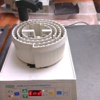 equipo laboratorio  carrusel dosificado de muestra $ 100.000