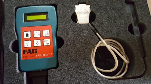 equipo laser para tensar correas industriales fag