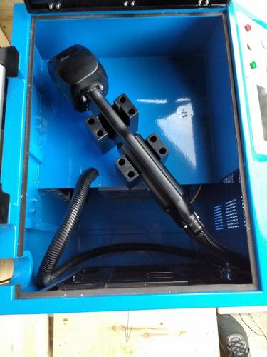 equipo limpieza laser industrial 100 watts