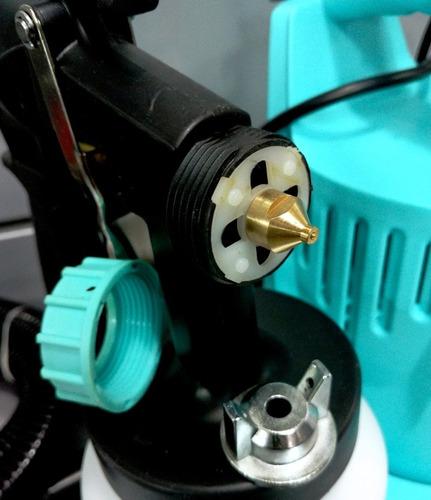 equipo maquina de pintar compresor de 800w energy hvlp