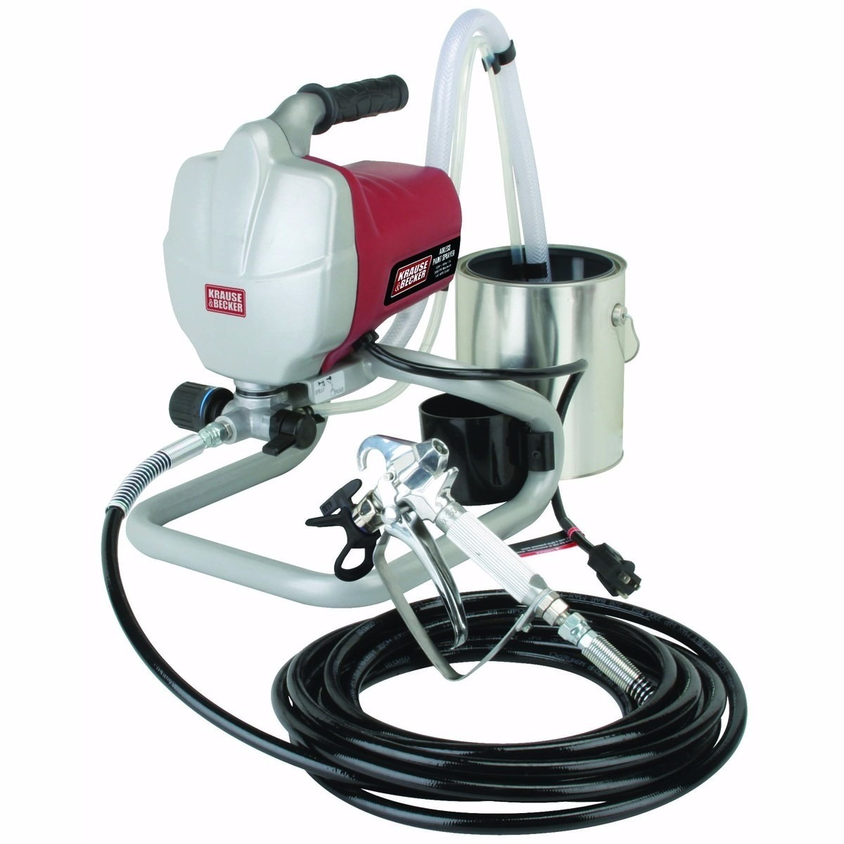 Equipo Maquina Pintar Airless Paint Sprayer Kit 5 8hp