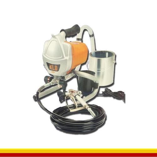 equipo maquina pintar multipintura airless 300 psi pro line
