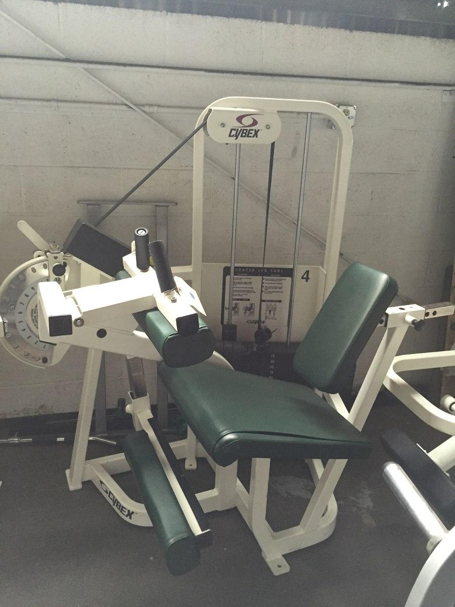Equipo maquinas cybex vr1 gimnasio gym paquete 14 000 for Gimnasio o gimnacio