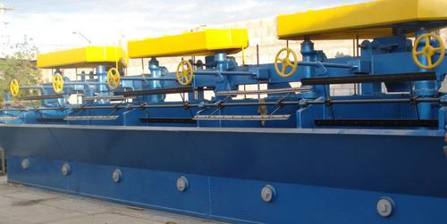 equipo mineria celdas flotacion bombas de lodos quebradoras