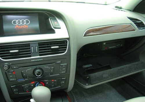 equipo multimedia audi a4,a5 y q5, gps,dvd,ipod,bluetooth