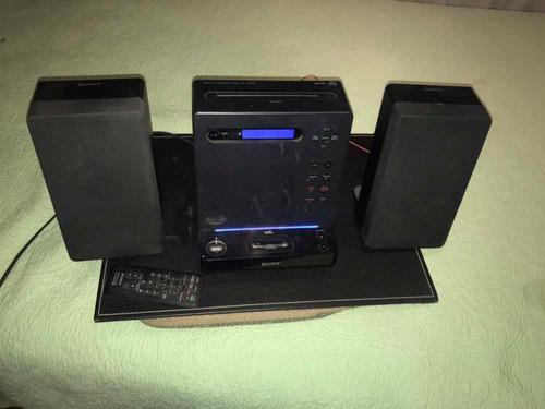 equipo musica sony hcd- lx50