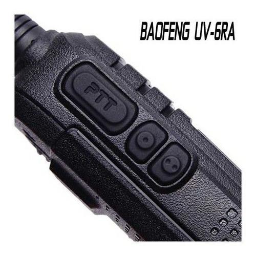 equipo nuevo baofeng uv6ra 2 pzas oferta
