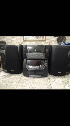 equipo panasonic rockola 50+1 cds